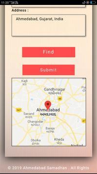 Ahmedabad Samadhan screenshot 3