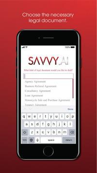 SAVVY.AI poster