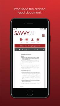 SAVVY.AI screenshot 1