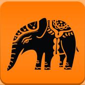 Valley of elephants icon