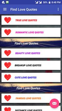 True Love Quotes poster