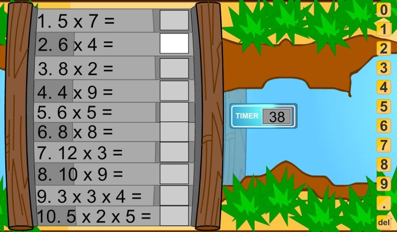 Multiplication Of Fractions And Mixed Numbers For Android Apk Download