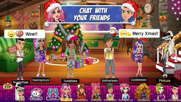 MovieStarPlanet screenshot 2