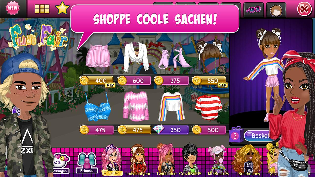 Moviestarplanet De Spielen