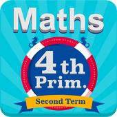 El-Moasser Maths 4th Prim. T2 icon