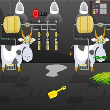 Milk Van Escape poster