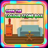 Escape Games 2018 - Open The Color Stone Box icon