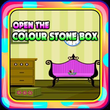 Escape Games 2018 - Open The Color Stone Box poster