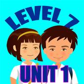 E-learning English Program Level 7 Unit 1 Zeichen