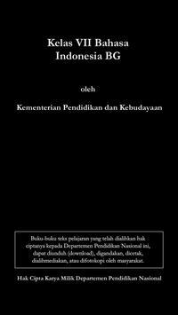 Kelas VII Bahasa Indonesia BG screenshot 16