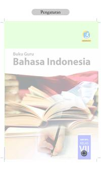 Kelas VII Bahasa Indonesia BG screenshot 1