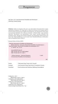 Kelas VII Bahasa Indonesia BG screenshot 2