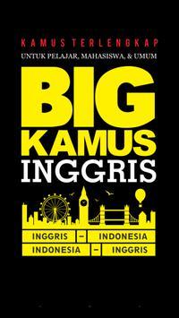 Big Kamus Inggris poster