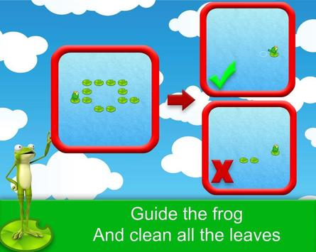 Frog - Logic Puzzles screenshot 2