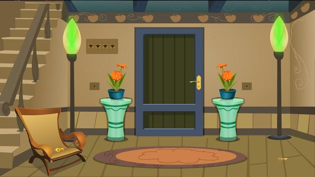 Dwelling Wooden House Escape screenshot 3