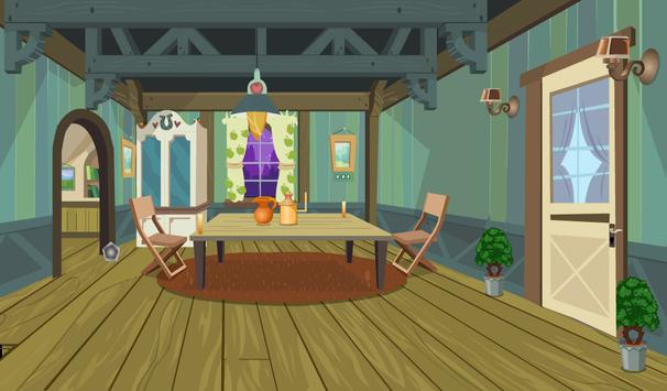Dwelling Wooden House Escape screenshot 5