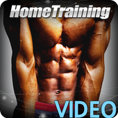 매일 운동, 홈 트레이닝_HomeTraining icon