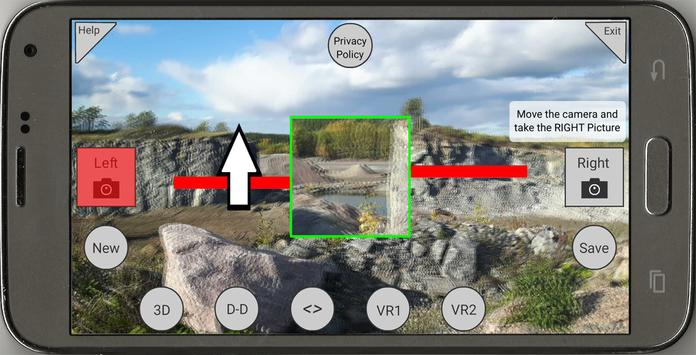 Easy 3D camera for Android - APK Download