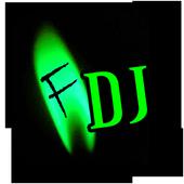 Fire the DJ icon