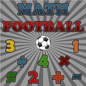 Math football icon