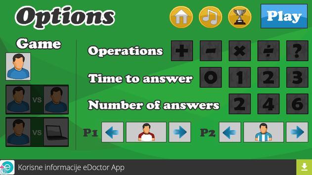 Math football screenshot 11