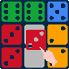 Drag n Merge Dominoes: Match 3 Block Puzzle icon