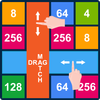 2048 Rows and Columns: Drag n Merge Numbers icon