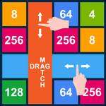 baris dan kolom 2048: seret dan gabungkan angka