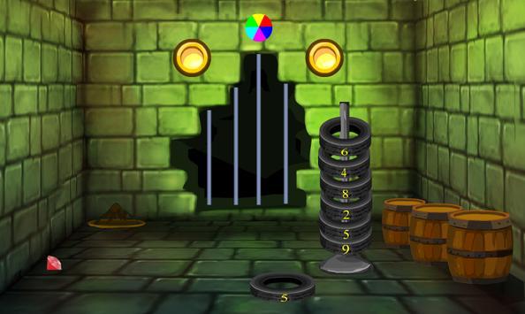 Escape Game - Green Stone House screenshot 1