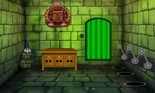 Escape Game - Green Stone House screenshot 2