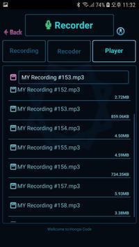 홍시 mp3 플레이어 screenshot 3