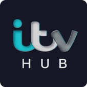 ITV Hub आइकन
