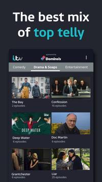 ITV Hub تصوير الشاشة 3