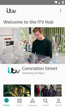 ITV Hub plakat