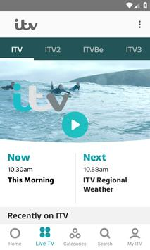 ITV Hub screenshot 1
