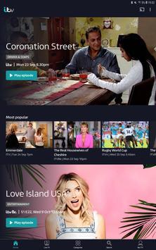 ITV Hub screenshot 4