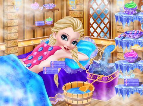 Icy Queen Spa Makeup Party screenshot 2