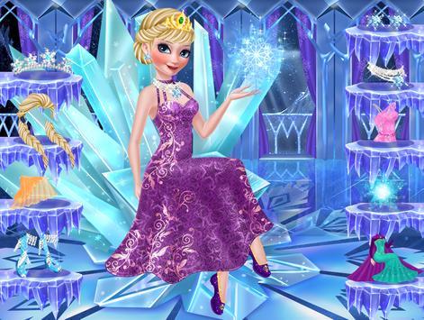 Icy Queen Spa Makeup Party screenshot 8