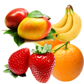 فواكه 🍉🍌 تعليم أسماء الفواكه icon