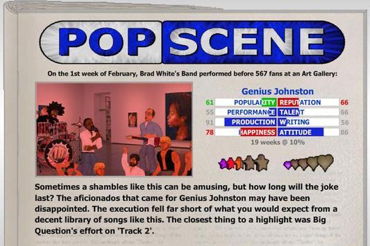 Popscene Screenshot 3