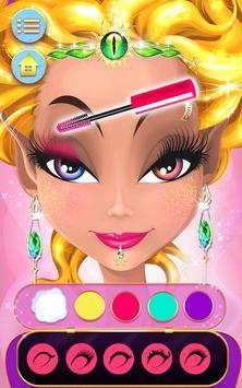 Princess Monster Makeup screenshot 17