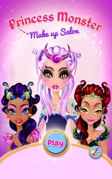 Princess Monster Makeup screenshot 6