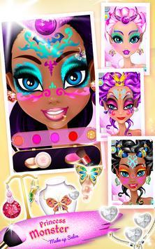 Princess Monster Makeup screenshot 8