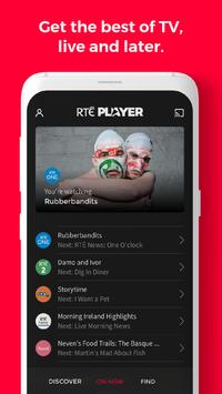 RTÉ Player screenshot 1
