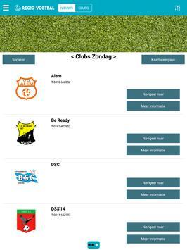 Regio-Voetbal.nl screenshot 11