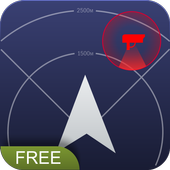 GPS АнтиРадар (детектор) FREE иконка