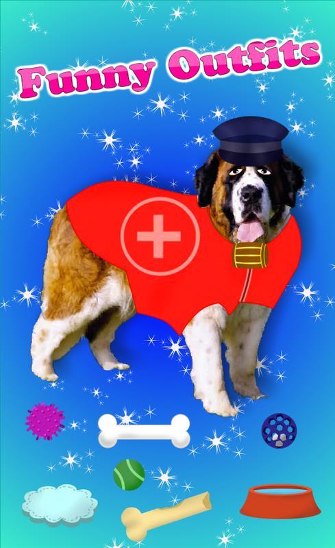 Saint Bernard Pet Care - Dog Games screenshot 3
