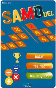 SAMDuel poster