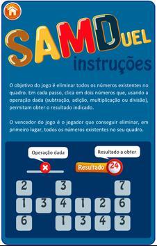 SAMDuel screenshot 1