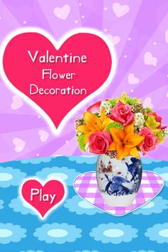 Flower Decoration Girls Kids poster